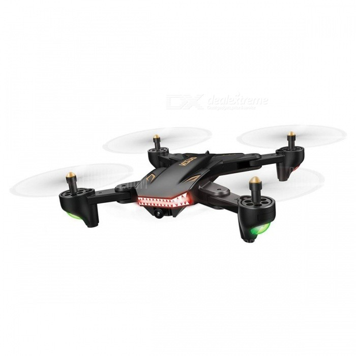 TIANQU VISUO XS809S WiFi FPV Camera RC Drone Quadcopter 720P with Altitude Hold Mode for sale for the best price on Gipsybee.com.