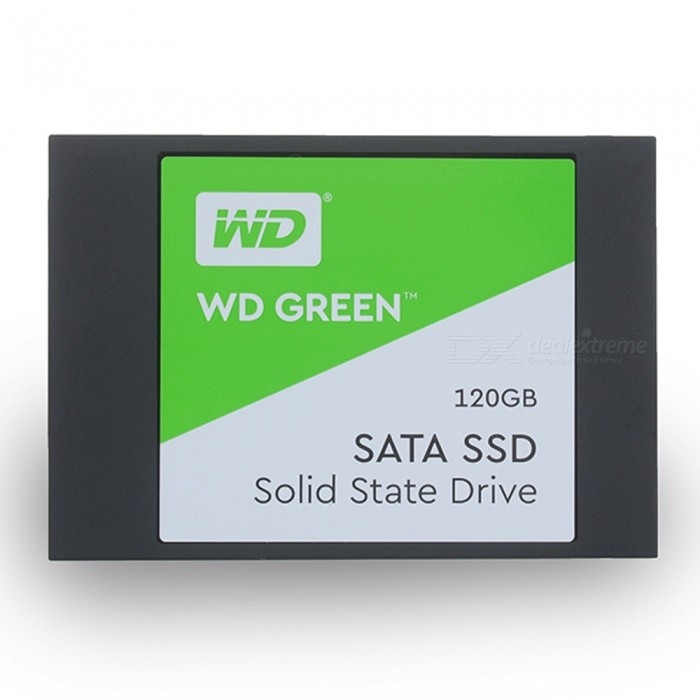 WD Green PC SSD 120GB 240GB Internal Solid State Hard Drive Disk SATA 3.0 6Gb/s 2.5quot 540MB/S 120G 240G Laptop Desktop