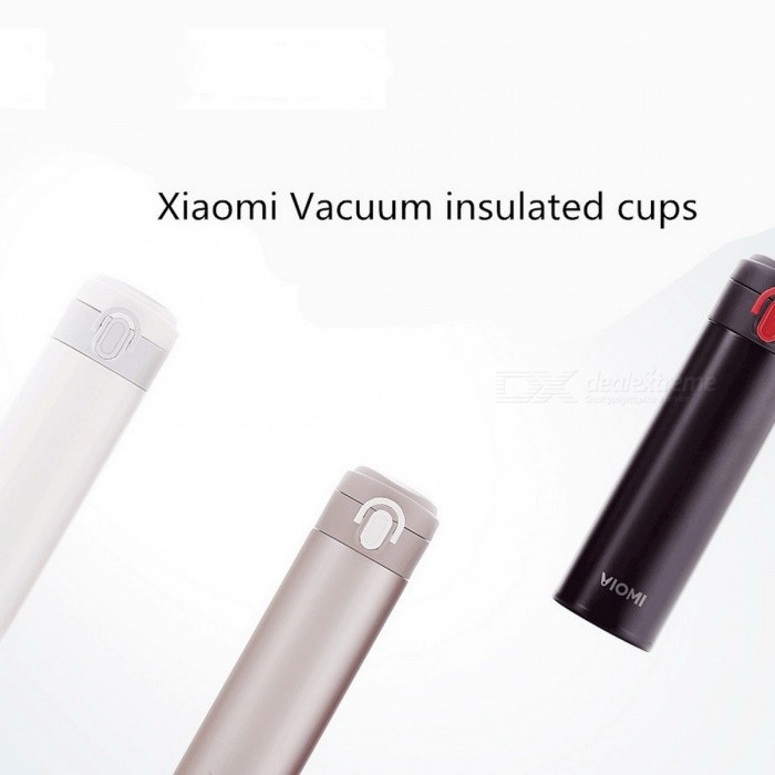 a02585c57be ... Xiaomi VIOMI Portable 316 Stainless Steel Vacuum Flask Water Bottle  Thermos (300ml) ...