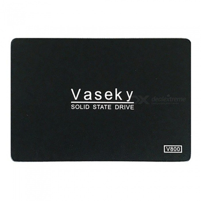Buy Vaseky 2.5-Inch SSD Solid State Drive with SATA3 6GB/S Interface for Desktops & Laptops (120GB) with Litecoins with Free Shipping on Gipsybee.com