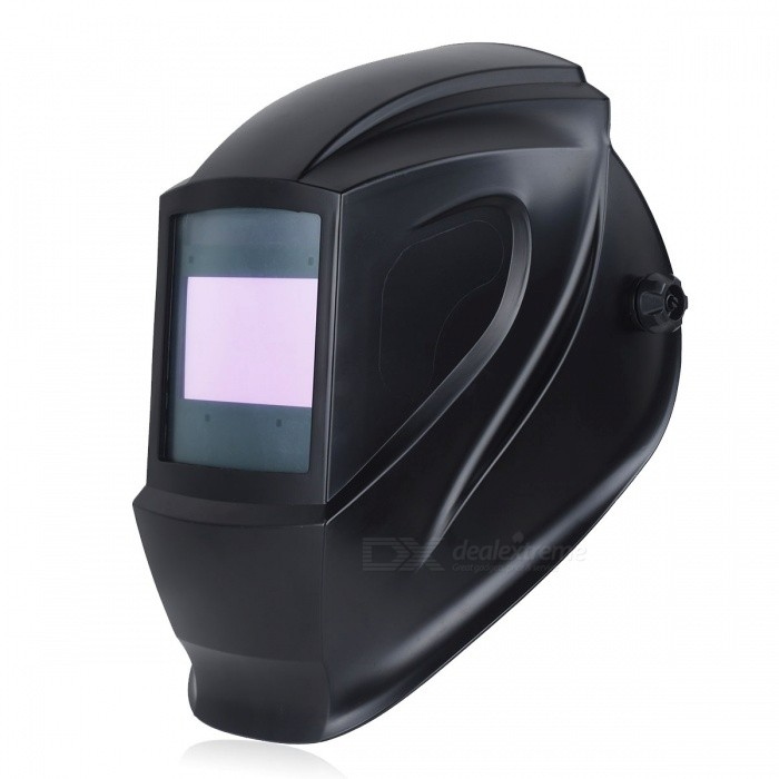 Buy Professional Welding Helmet Welder Mask 98x55mm 4 Sensors 1211 Optical Class Filter Solar Auto Darkening CE UL CSA Approval with Litecoins with Free Shipping on Gipsybee.com