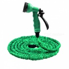 75FT-High-Pressure-3X-Expandable-Magic-Flexible-Water-Hose-for-Garden-Car-Green