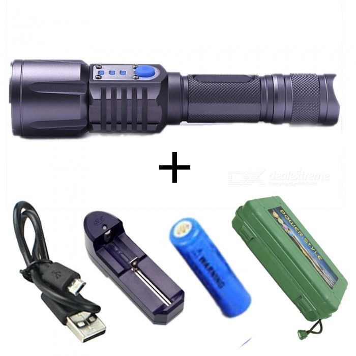 ZHAOYAO-Rechargeable-Zooming-LED-Torch-Aluminium-Alloy-Super-Bright-Flashlight-with-Battery-2b-Charger
