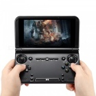 Original GPD XD Plus 5 Inches 4GB/32 GB MTK 8176 Hexa-core Handheld Game Console Mobile Game Laptop - Black
