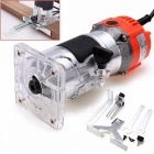 800W-220V-635mm-Collect-Diameter-Electric-Hand-Trimmer-Woodworking-Laminate-Palm-Router-Joiner-Tool