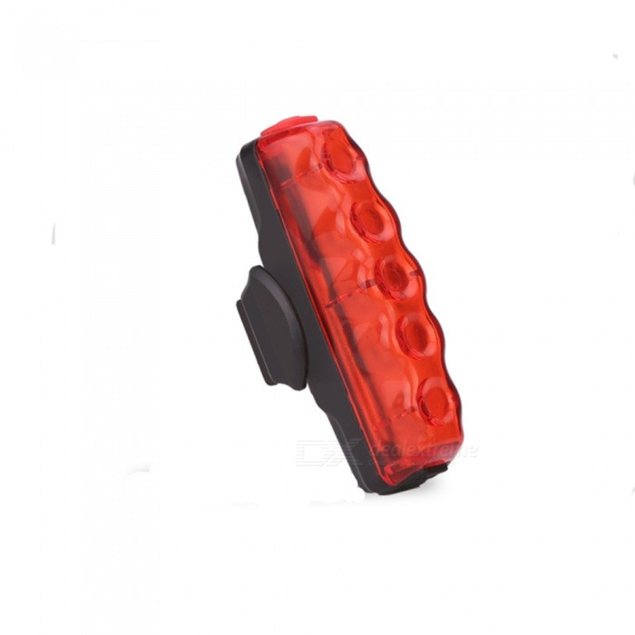 Bike Bicycle Tail Light USB Rechargeable Bright Tail Light