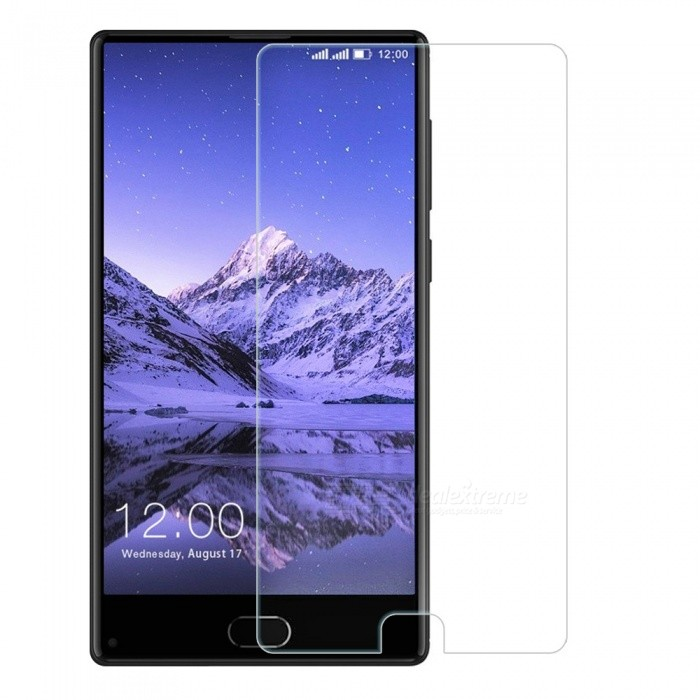 Tempered Glass Screen Protector Film for Leagoo Kiicaa Mix - Transparent