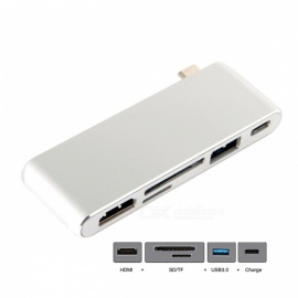 CY-UC-070-Thunderbolt3-Type-C-USB-C-to-HDMI-and-USB30-OTG-and-SD-TF-Card-and-Power-Supply-Adapter-for-Laptop-and-Macbook