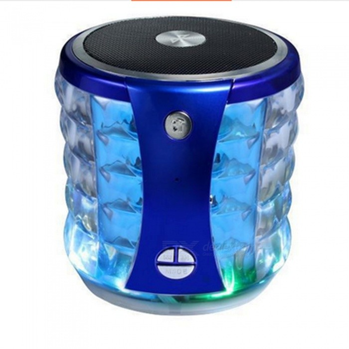 SPO High Power Wireless Bluetooth Stereo Audio Speaker with 7-Color Charging Light