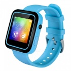 I9 Smart Fashion Watch w/ Pedometer, Calorie Consumption, Sleep Monitoring, IP54 Level Daily Waterproof - Blue
