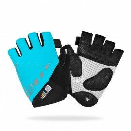 NUCKILY-PC06-Cycling-Gloves-Half-Finger-Summer-Highway-Gloves-Bicycle-Mountain-Bike-Equipment