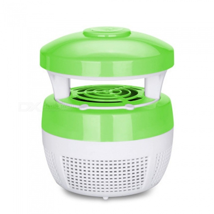 ZHAOYAO USB Charging Mosquito Killer Light, Smart Optically Controlled Safety Insect Killing Lamp for Living Room Bedroom