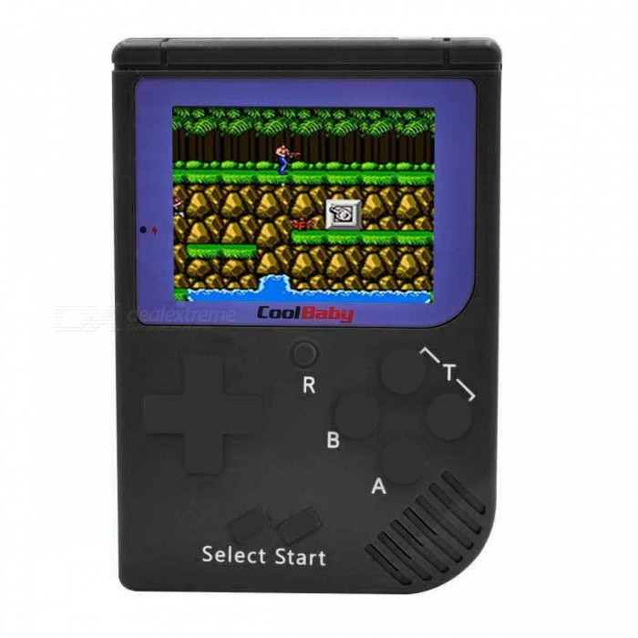 24-TFT-Mini-Handheld-Game-Playing-Console