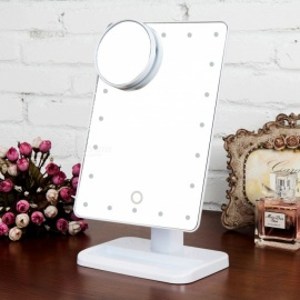Fashion-Table-20-LED-Lamp-Luminous-Cosmetic-Mirror