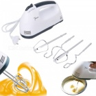 KICCY-180W-Electric-Stainless-Steel-Egg-Beater-Hand-Mixer-7-Speeds-Control-With-2-Powder-Bars-White