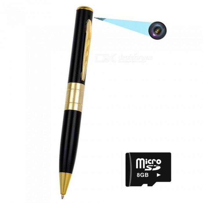 Maikou Mini 1280p Pen Camera Video Recording Camera