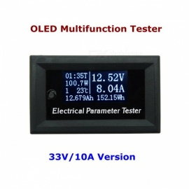 RD-100V-7-In-1-OLED-Multifunction-Tester-Voltage-Current-Time-Temperature-Capacity-Voltmeter-Ammeter-Electrical-Meter