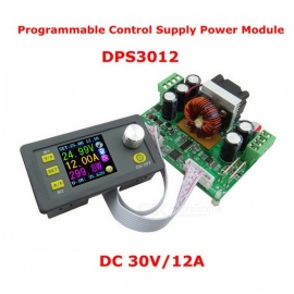 RD-DPS3012-Constant-Voltage-Current-Step-Down-Programmable-Power-Supply-Module-Buck-Voltage-Converter-LCD-Voltmeter-32V-12A