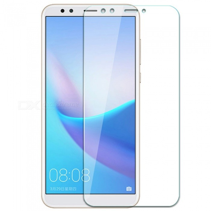 Naxtop 2.5D Tempered Glass Screen Protector for Huawei Y7 Prime (2018)