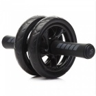New-Keep-Fit-Wheels-No-Noise-ABS-Abdominal-Wheel-Roller-with-Mat-for-Exercise-Fitness-Equipment