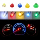 10PCS T4.7 Yellow LED Dashboard Panel Gauge Light Lamp Bulb for Car Interior