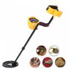 Professional MD3010II High Sensitivity Underground Metal Detector w/ LCD Display