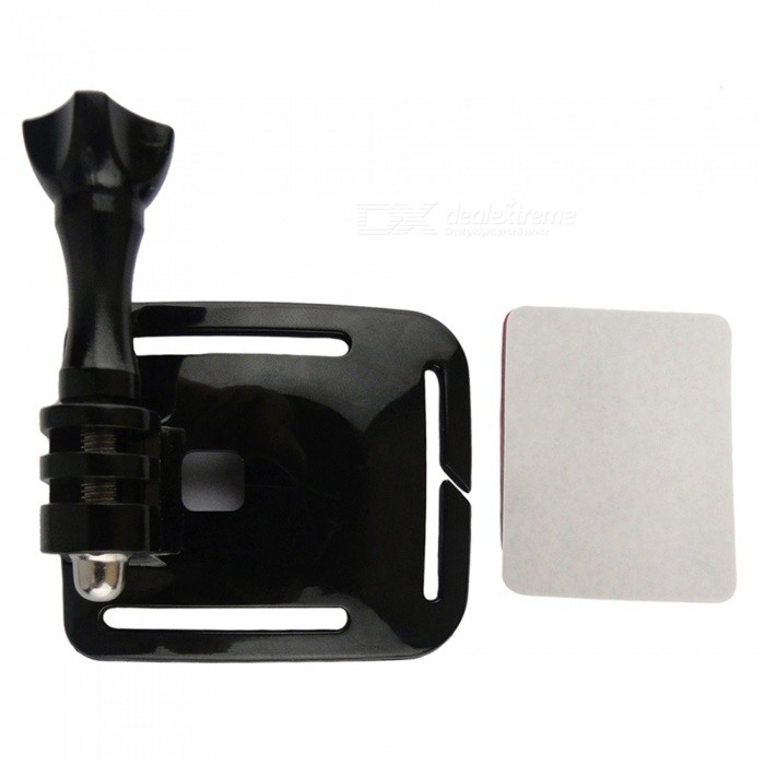 Ismartdigi I-G1 Mount for Gopro Hero 2 3 3+ 4 Session 5 6 SJ4000 - Black for sale in Bitcoin, Litecoin, Ethereum, Bitcoin Cash with the best price and Free Shipping on Gipsybee.com