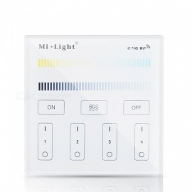 24G-B2-4-Zone-CCT-Adjust-Smart-Panel-Remote-Controller-Color-Temperature-and-Brightness-Dimmer-for-Led-Strip-Light-Lamp-Bulb