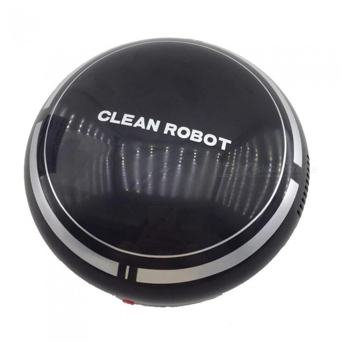 KICCY Automatic USB Rechargeable Smart Robot, Vacuum Floor Cleaner w/ Sweeping Suction