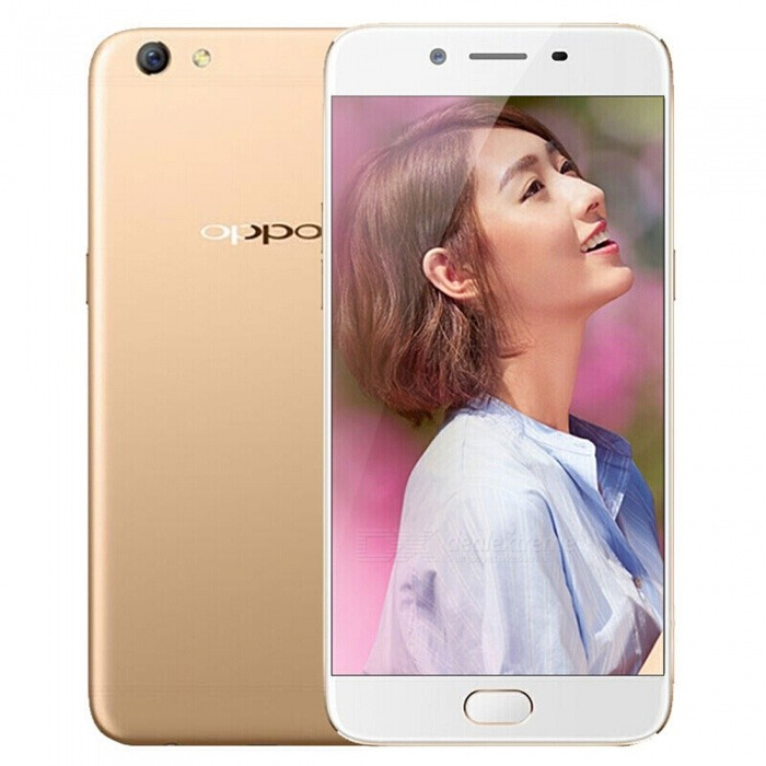 OPPO-R9S-55-Android-60-Octa-Core-Smartphone-w-RAM-4GB-ROM-64GB-Golden