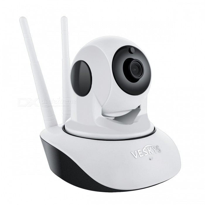 VESKYS 720P HD Wireless Security IP Camera 1.0MP Infrared Night Vision Surveillance Camera For Home Security