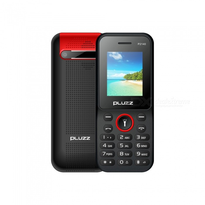PLUZZ P2140 MTK6261D Speaker 2030 Feature Phone