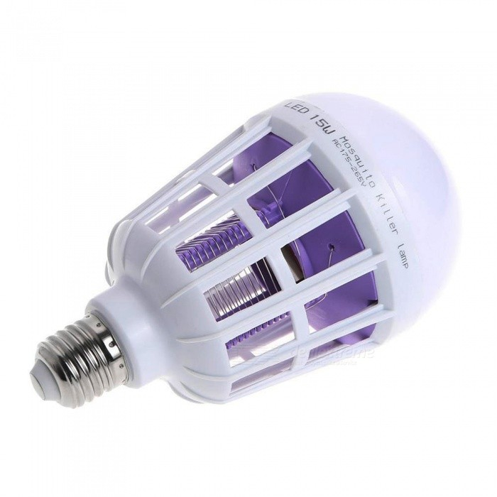 Lights & Lighting Energy Saving & Fluorescent Just 2-pack T8 Ultra Violet Tube Bulb For Uv Electric Insect Fly Killer Bug Zapper Light Lamp 10w 15w Available To Adopt Advanced Technology