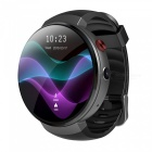 LEMFO LEM7 4G-LTE Smart Watch Phone, Equipped with 700mAh Power Bank - Black