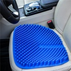 Qook-18-Inches-Silica-Gel-Car-Seat-Cushion-Round-Non-Slip-Chair-Pad-for-Office-Truck-Home