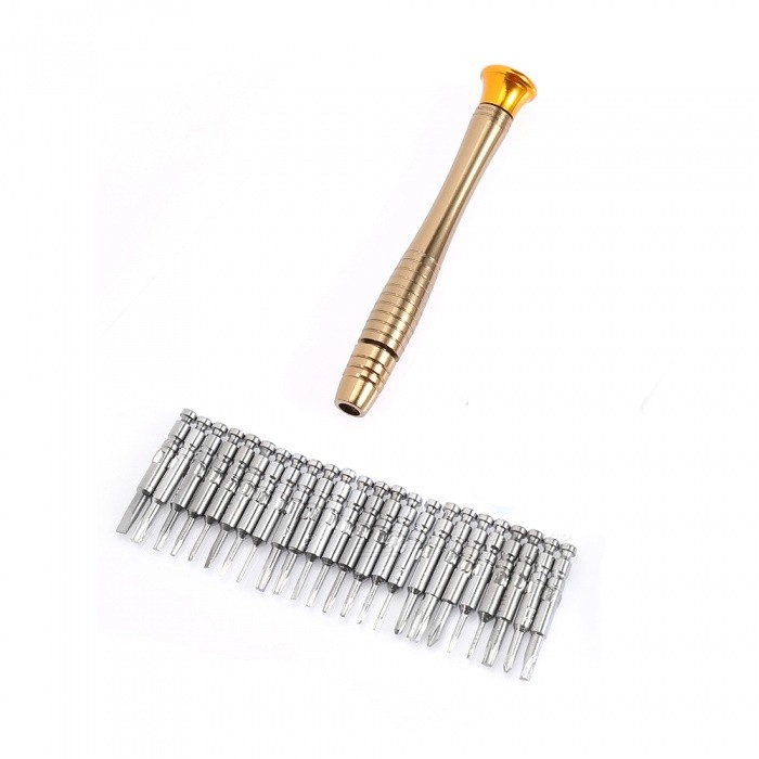 25-in-1 Portable Wallet Style Screwdriver Set for sale in Bitcoin, Litecoin, Ethereum, Bitcoin Cash with the best price and Free Shipping on Gipsybee.com