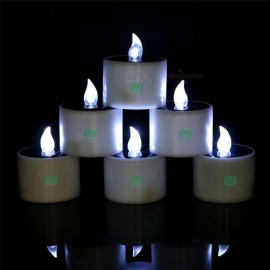 YWXLight-6Pcs-Solar-Power-Candles-Lamp-Night-Light-for-Decoration-ColdWarm-White-Light
