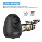 OPTJOY QC21 1080P HD Wi-Fi Wireless Indoor IP Camera with Motion Tracking, Night Vision, Motion Detection, Two Way Audio (3 PCS)