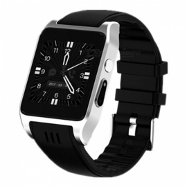 16bf6e1738d Smart Watch Android 4.4 OS MTK6572 Bluetooth 4.0 3G WIFI ROM 4 GB + RAM 512