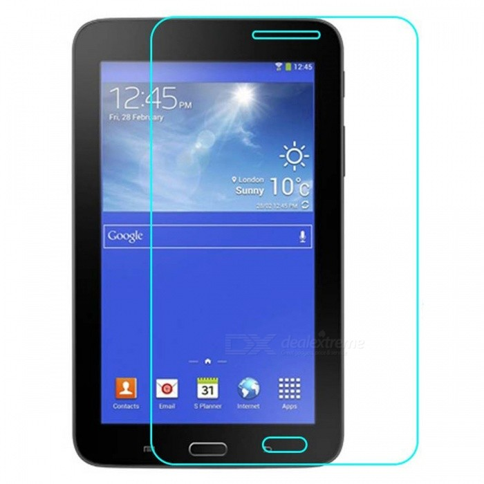 esamact tempered glass screen protector for samsung galaxy tab e 8quot t377 (2 pcs)