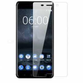 Naxtop 2.5D Tempered Glass Screen Protector for Nokia 6 - Transparent
