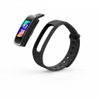 SMA-B3 2018 Touch Screen Smart Bracelet with Blood Pressure Heart Rate Monitoring Pedometer - Blue