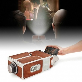 ESAMACT-Mini-Portable-Cinema-DIY-Cardboard-Smartphone-Projection-Mobile-Phone-Projector-for-Home-Projector-Audio-and-Video-Gift