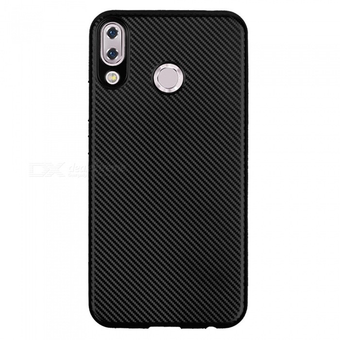 buy online 8617a cf8b8 Protective TPU Back Case Cover for ASUS Zenfone 5 ZE620KL - Black
