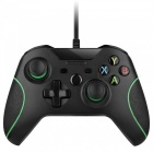 Miimall-USB-PC-Gaming-Controller-Wired-Joysticks-Gamepad-for-XBOX-ONE-XBOX-ONE-X-Black