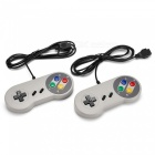 HDMI HD Version Mini TV Handheld NES Game Machine Console W/ 621 Games Included (US Plug) Gray