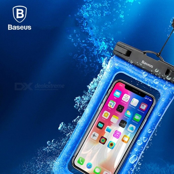 BASEUS Brand 20M Max Waterproof Case Bag For IPhone 6s 6 / 6s Plus, Below 6.0 Inch Cell Phone