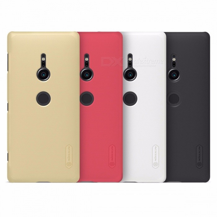 Nillkin Case For Sony Xperia XZ2 Compact Cover Matte Mobile Phone Shell Ultra Thin PC Hard Cover For Sony Xperia XZ2