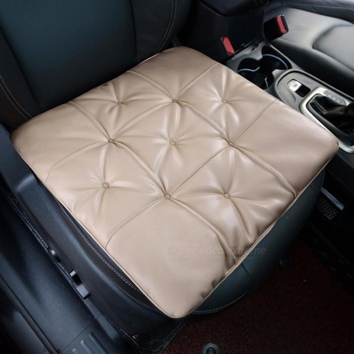 Cuscino Ad Aria Fitness.Car Seat Pad Pu Leather Car Seat Cushion Comfortable Fashion Auto