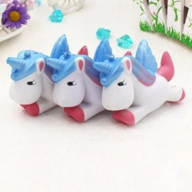 2018 Hot Sale Adorable Squishies Galaxy Puppy Slow Rising Fruit Scented Stress Relief Toys Gifts For Children Juguete Y* To Ensure Smooth Transmission Stress Relief Toy